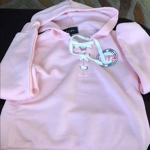 Other - Pink track suit